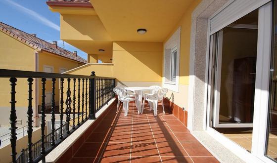 Apartamentos en la playa de carnota galicia costameiga - Alquiler de apartamentos en galicia ...