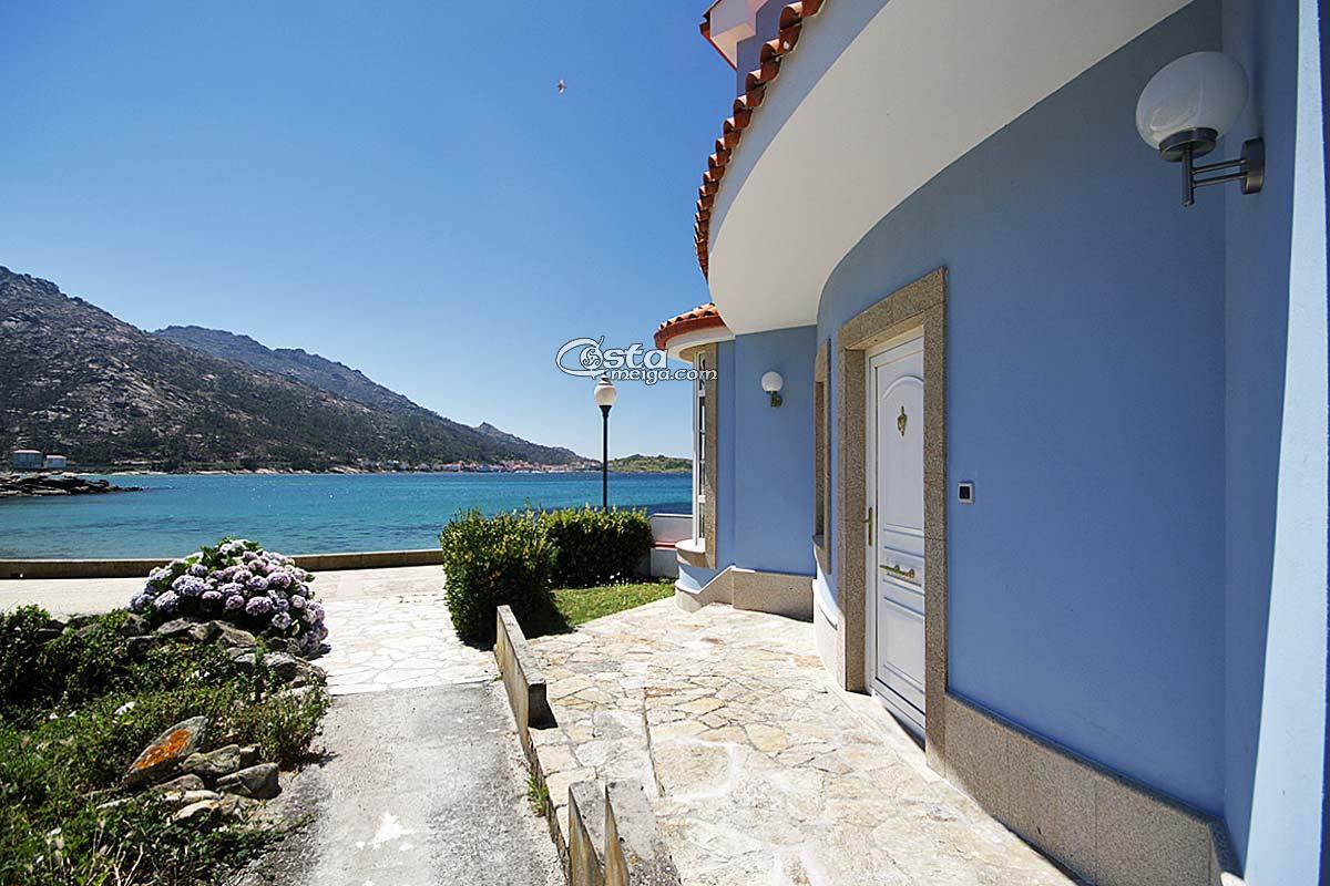 Alquiler casa en ezaro galicia costa da morte costameiga - Alquiler de apartamentos en galicia ...