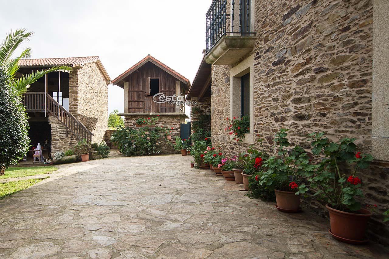 Alquiler casa en galicia costameiga - Alquiler casa rural galicia ...