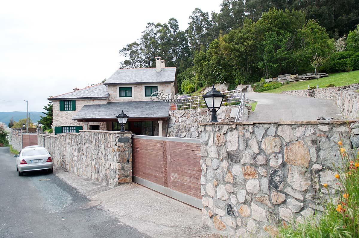 Casa alquiler playa area viveiro lugo costameiga for Casas de alquiler en