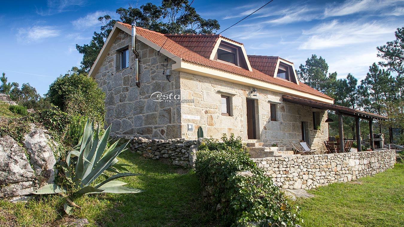 Casa alquiler en louro ria de muros galicia costameiga - Alquiler de apartamentos en galicia ...